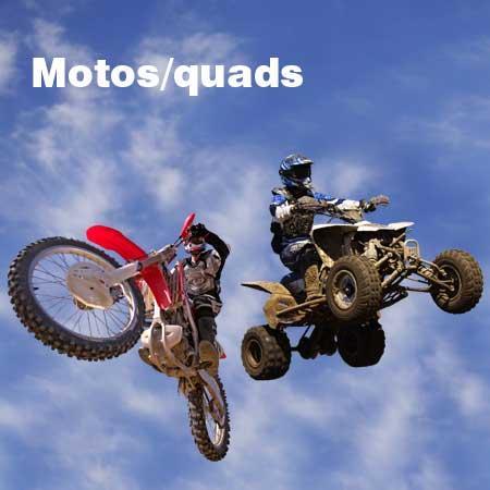 Motorbikes-quads
